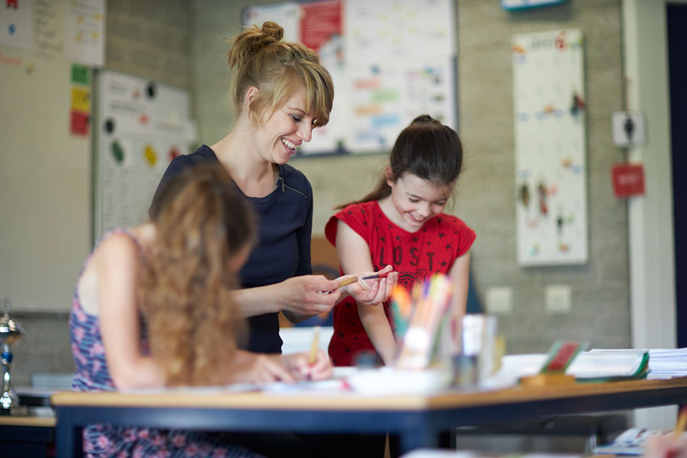Onze visie op lesgeven